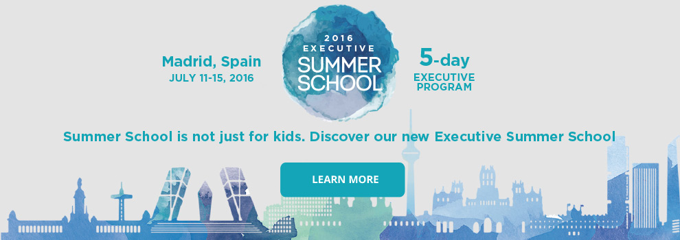 Executive Summer School
