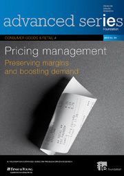Pricing management. Preserving margins and boosting demand