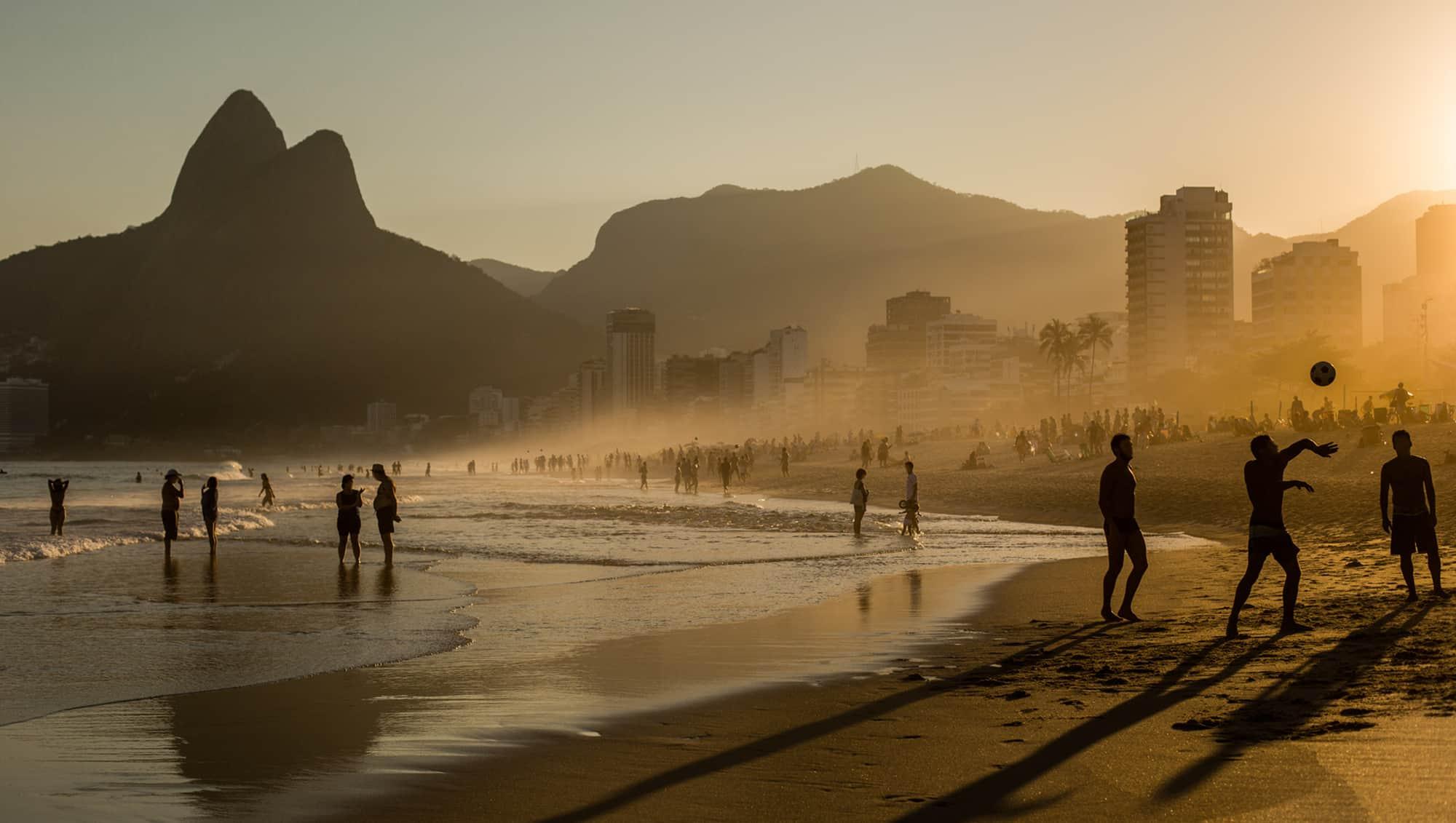 78ed33565 La realidad urbana de Río de Janeiro hoy: luces y sombras del legado ...