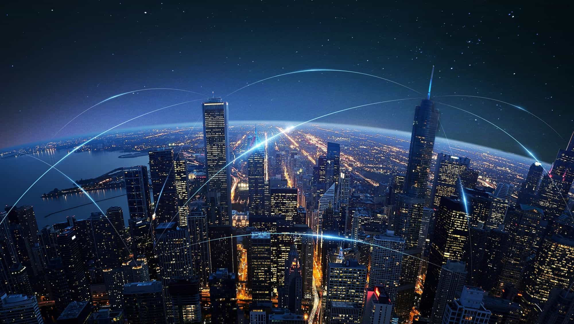 Blockchain The Decentralized Government of Smart Cities
