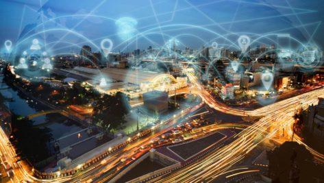 Ciudades hubs entre lo fisico y lo virtual