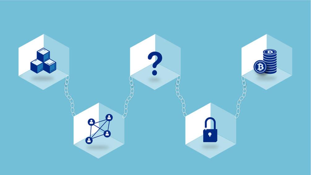 Infografia - Cinco mitos de blockchain eng