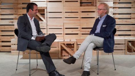 Conversación con Lars Johan Jarnheimer, presidente de IKEA Group