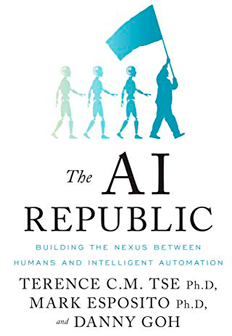 The AI Republic - Building the Nexus between Humans and Intelligent Automation