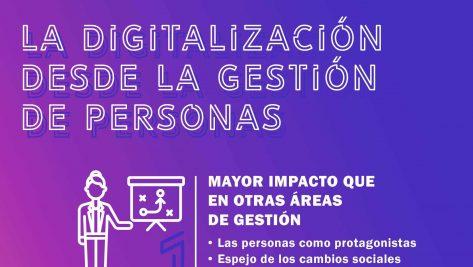 La digitalizacion desde la gestion de personas esp