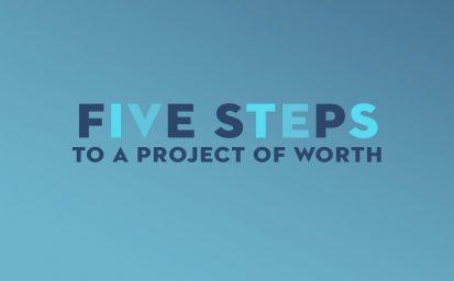 Cinco pasos para un proyecto de valor eng