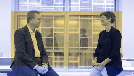 Norman Kurtis y Mitra Feldman
