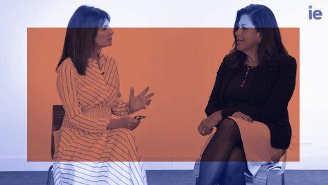 Maria Eugenia Giron y Diana Robino