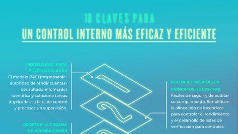 Un control interno mas eficaz y eficiente esp