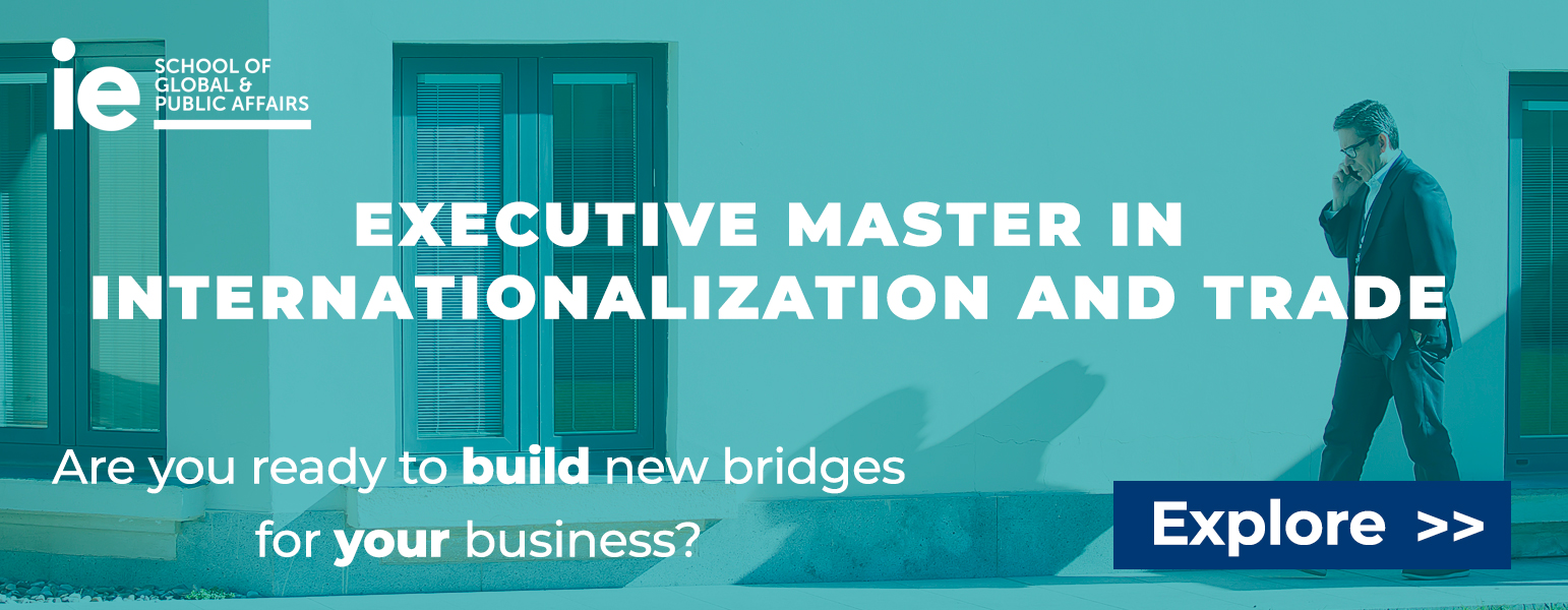 Executive Master in Internationalization and Trade