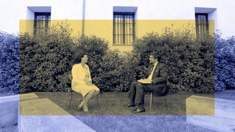 Javier Parra y Patricia Zurita