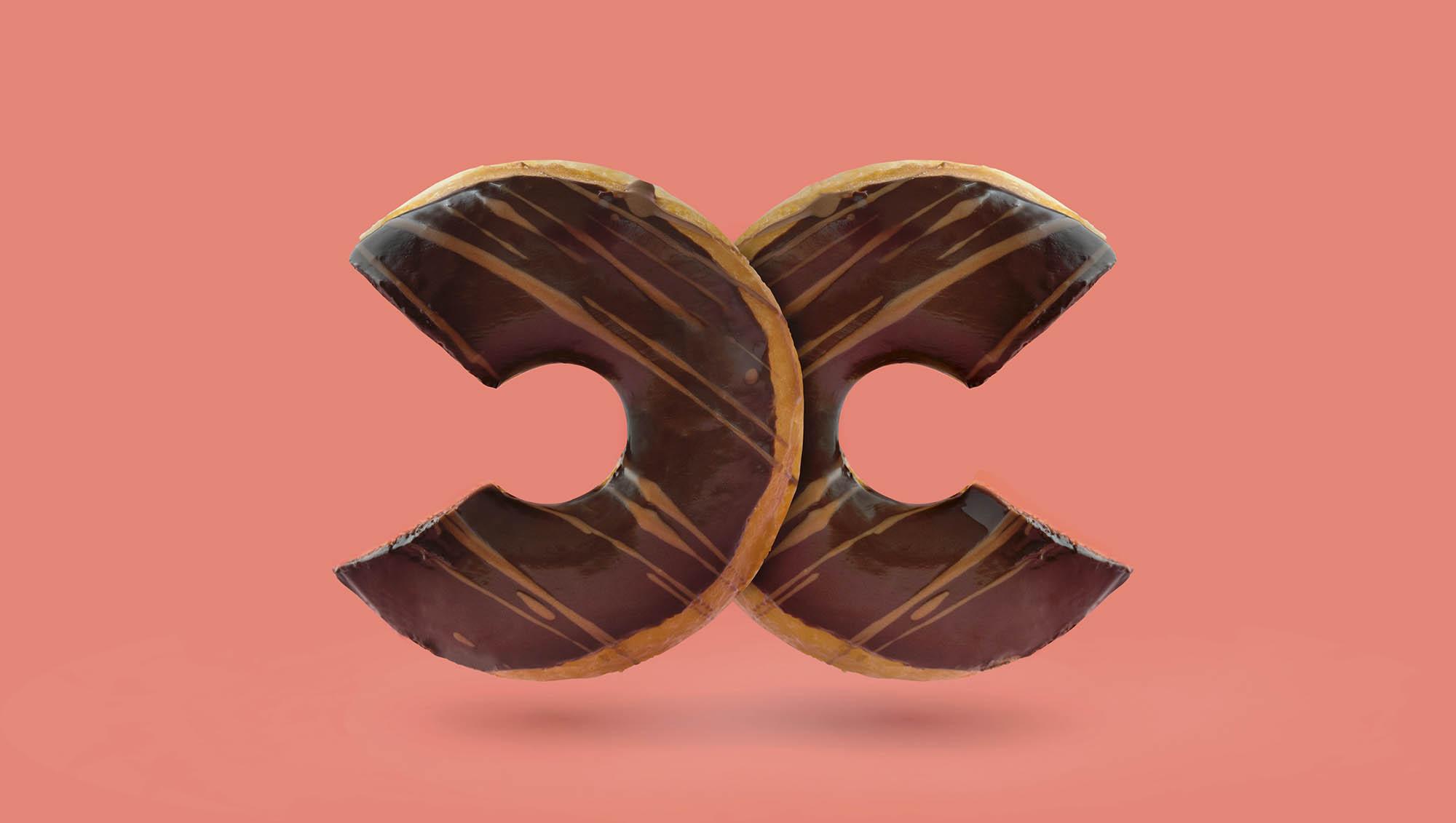 Un logotipo simetrico puede ser perjudicial para tu marca