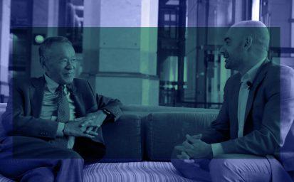 Borja Santos y Jigme Thinley