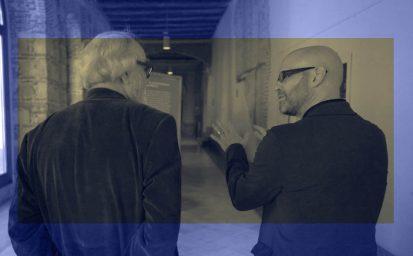 David Goodman y Juhani Pallasmaa