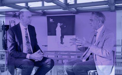 Nick van Dam y Bob Chapman