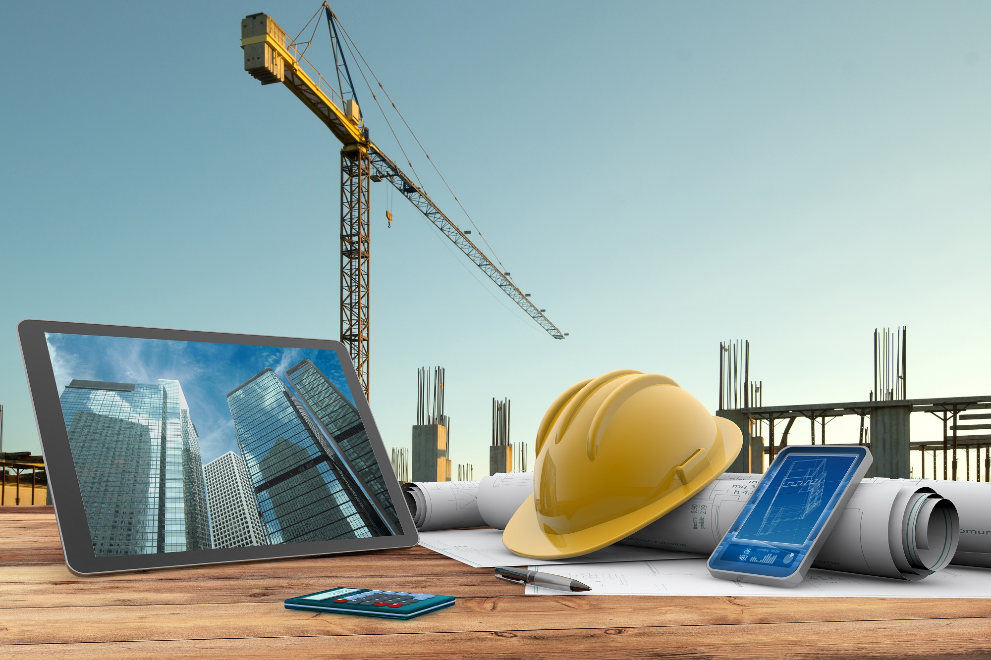 Digitization Will Raise Construction to the Modern Day | IE Insights