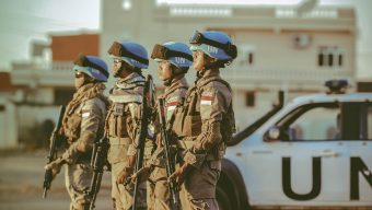 UN Peacekeeping Forces