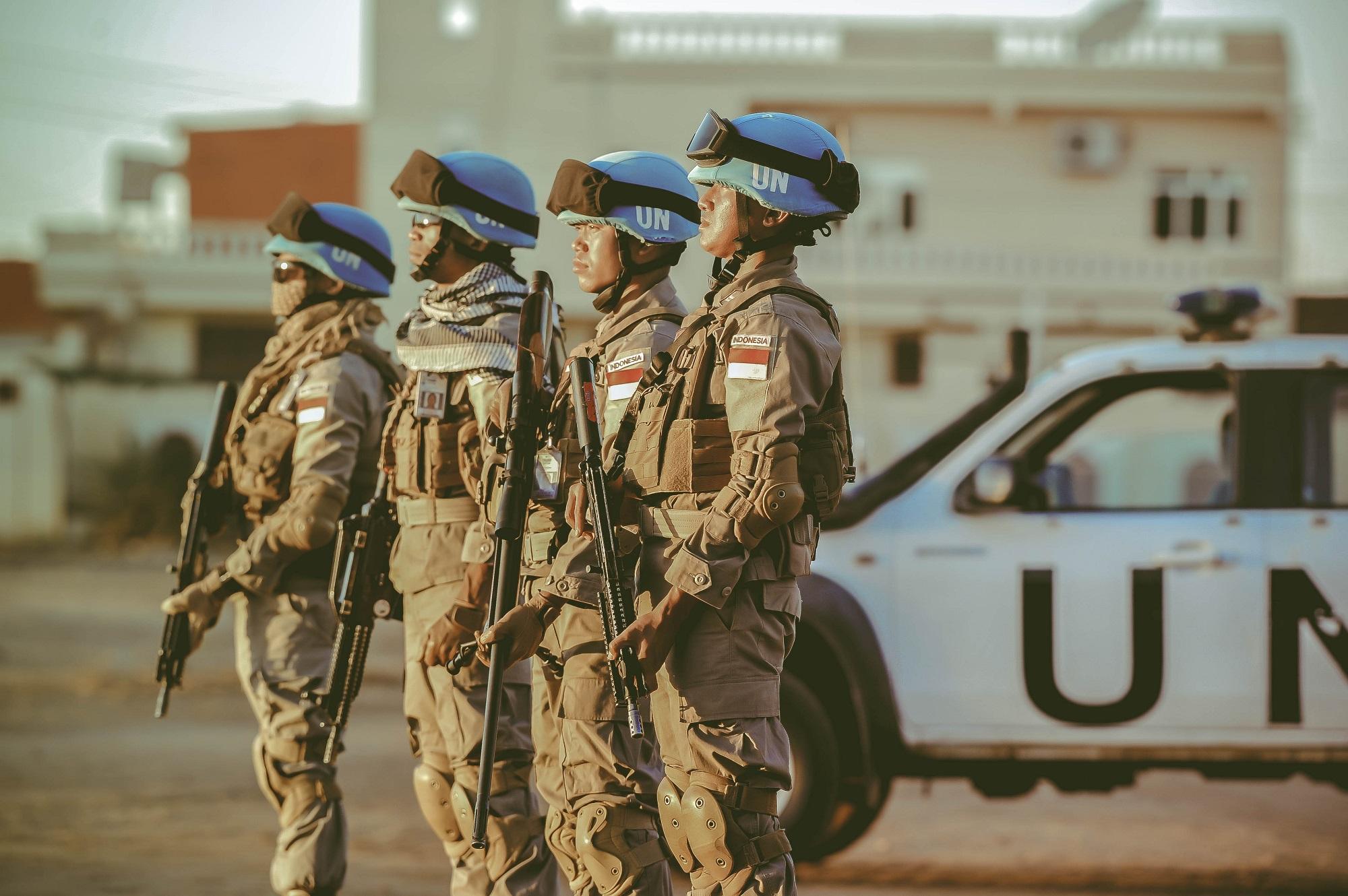 UN Peacekeeping Forces