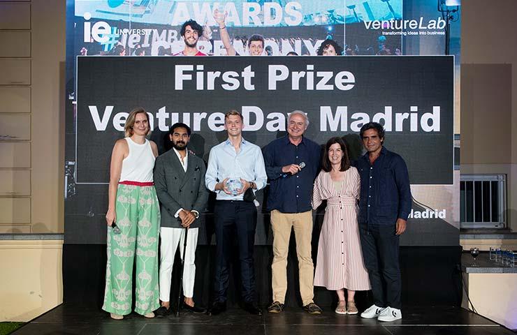 IE Venture day 2021